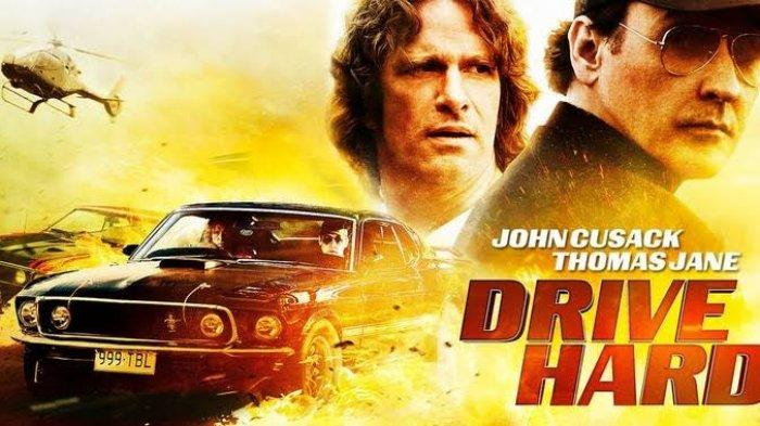 Sinopsis Film Drive Hard Tayang di Bioskop Trans TV Malam Ini, Duet John Cusack dan Thomas Jane