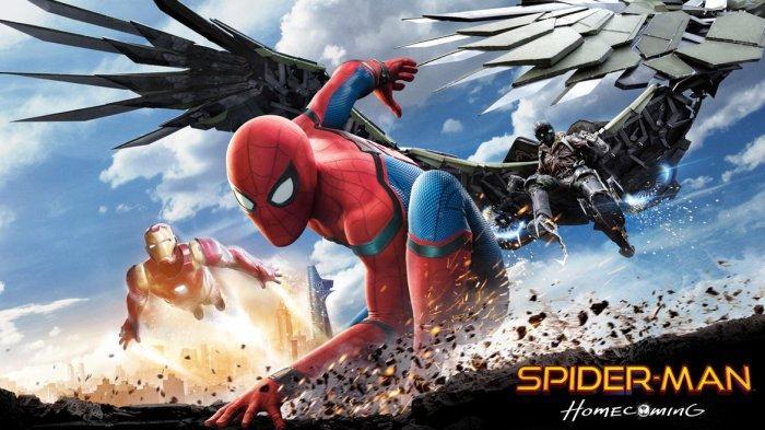 Sinopsis Film Spiderman Homecoming Tayang di Bioskop Trans TV Malam Ini, Peter Parker Beraksi