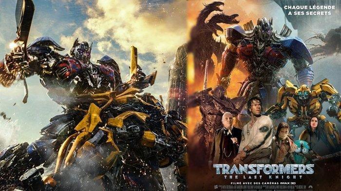 Sinopsis Film Transformers: The Last Knight Tayang di Bioskop Trans TV Malam, Mark Wahlberg Diburu