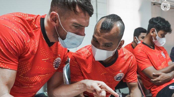 Sambut Liga 1, Persija Gelar Sosialisasi Protokol Kesehatan