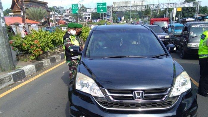 Rombongan Moge Lolos Pemeriksaan Antigen di Puncak Bogor, Tak Satu Pun Petugas Berani Memberhentikan