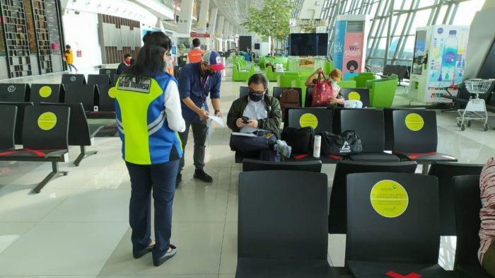 PT Angkasa Pura II Lakukan Pengecekan Digital Dokumen Perjalanan Penumpang Pesawat, Ini Syaratnya