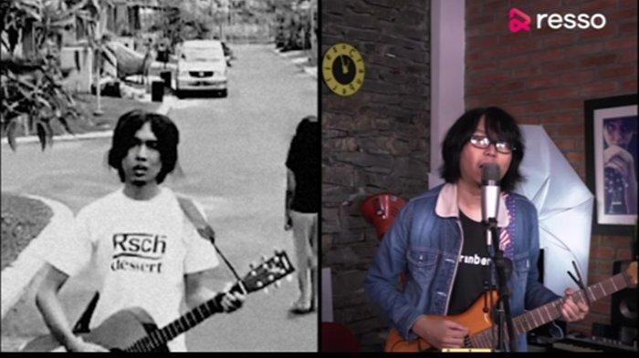 Ressonected Ajak Penggemar Musik Nostalgia, Lagu Kepompong Ditonton Lebih dari 141 Ribu Kali