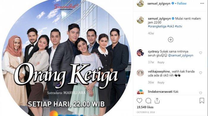 Link Live Streaming dan Sinopsis Orang Ketiga, Minggu 28 Juli 2019: Benarkah Yuni dan Aris Bertemu?