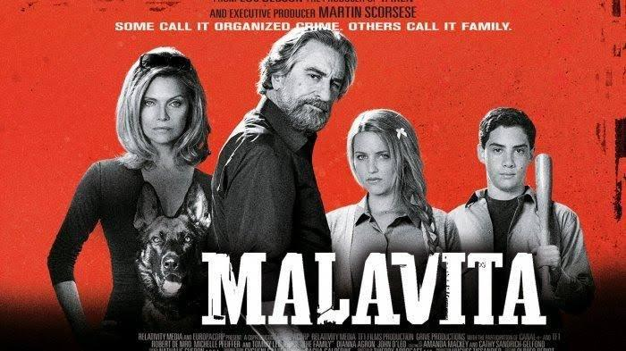Sinopsis Film The Family Tayang di Bioskop Trans TV: Robert De Niro Jadi Kepala Keluarga Mafia