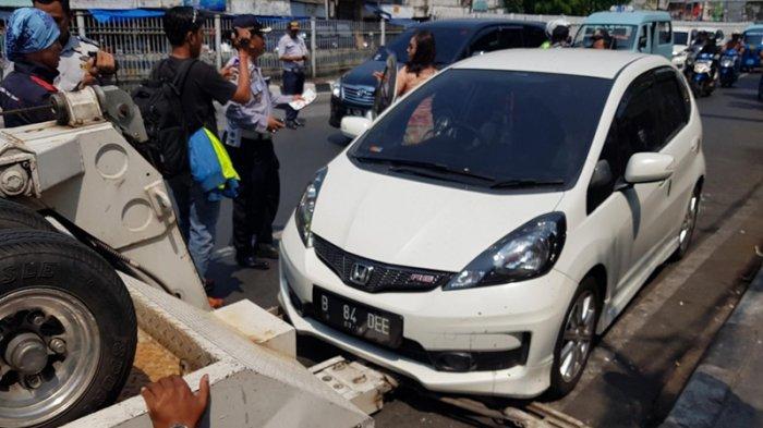 Denda Kendaraan yang Parkir Sembarangan di Bekasi: Rp 500 untuk Mobil, Rp 200 Ribu untuk Motor