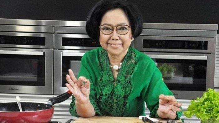 Puluhan Tahun di Dunia Kuliner dan Ciptakan Ribuan Resep, Sisca Soewitomo Unggah Foto Gantung Panci