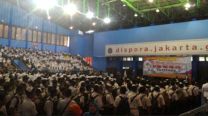 Hari Pertama Sekolah, Wali Kota Jakut Imbau Siswa Tidak Melakukan Bully