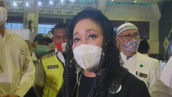 Titiek Soeharto Minta Masyarakat Panjatkan Doa untuk Mendiang Ayahnya
