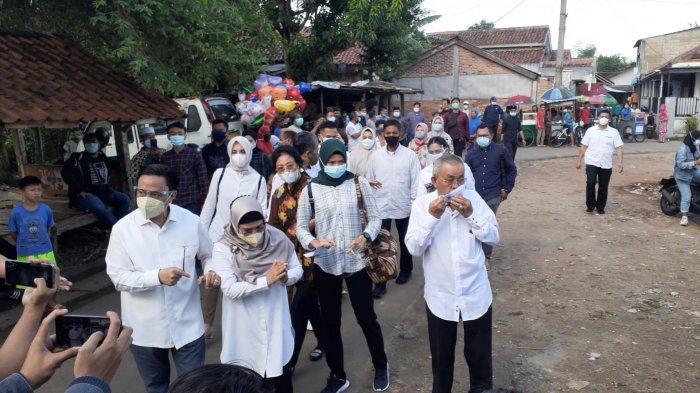 Dikawal Paspampres Saat Mencoblos di TPS, Siti Nur Azizah Optimis Menang Pilkada Tangerang Selatan