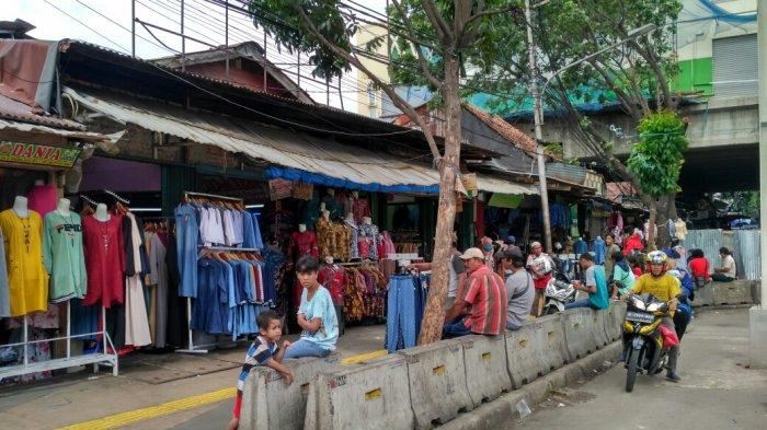 Ricuh Penertiban PKL di Tanah Abang, Polisi Amankan Tiga Orang Diduga Provokator