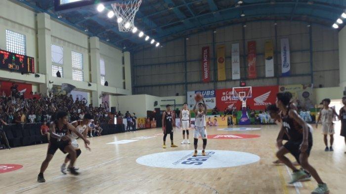 Menang Dramatis dari SMAN 59 Jakarta Lewat Overtime, Galan Lolos ke Semifinal DBL East Region 2019