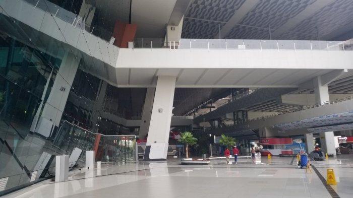 Masa Pandemi Covid-19, Pengamanan di Bandara Soekarno-Hatta Diperluas