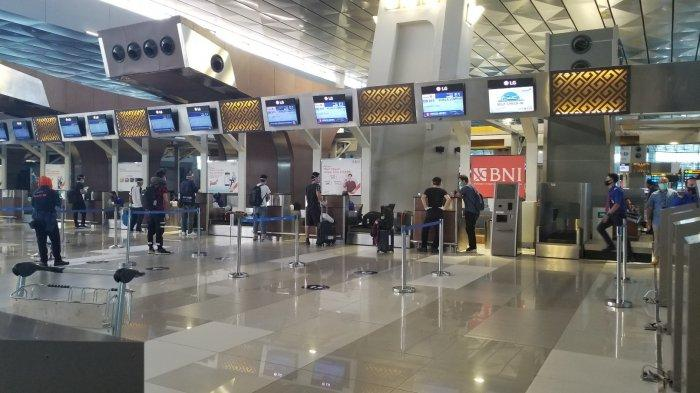 Selama Covid-19, Penerbangan di Bandara Soekarno-Hatta Hanya Dilakukan di Terminal 2 dan 3
