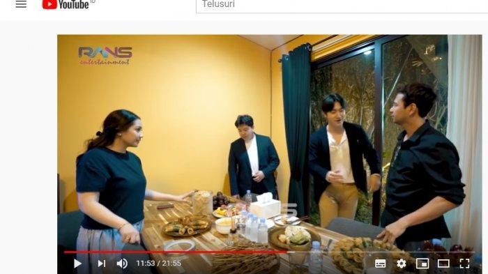 Siwon Choi Ingin Perkenal Raffi Ahmad dengan Cewek Korea Selatan, Nagita Slavina Sontak Lakukan Ini