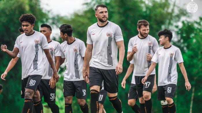 Pemain Persija Tak Bisa Santai, Angelo Alessio Minta 1 Hal Penting ke Pemain: Jangan Malas Latihan