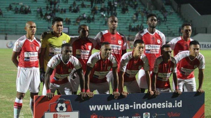 BERLANGSUNG Live Streaming Persipura Jayapura Vs Barito Putera, Misi Kejar Runner-up Liga 1 2019
