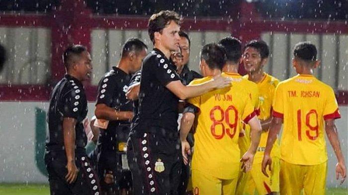 Dokter Klub Liga 1 2020 Bhayangkara FC Umumkan Hasil Tes Covid-19 Timnya, Begini Hasilnya