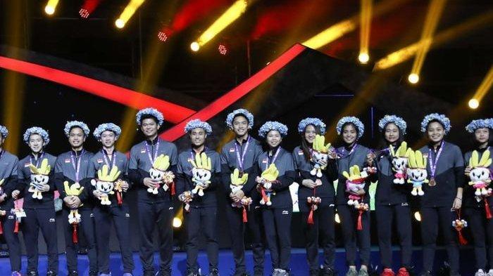 Hasil Undian Piala Sudirman 2021, Tim Bulu Tangkis Indonesia di Grup C Bersama Denmark
