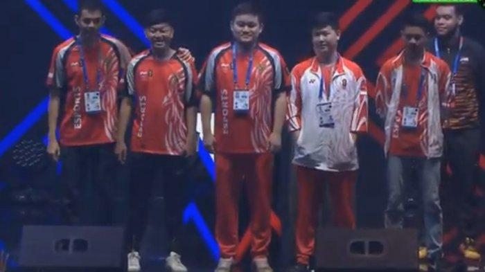 BERLANGSUNG Live Streaming Semifinal Mobile Legends Sea Games 2019, Indonesia Hadapi Malaysia