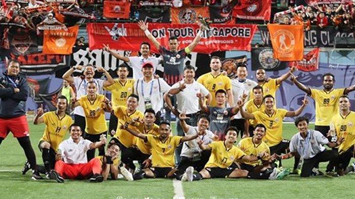 Hasil Drawing Piala Presiden 2019: Persija Masuk Grup Neraka, Persib Satu Grup dengan Persebaya