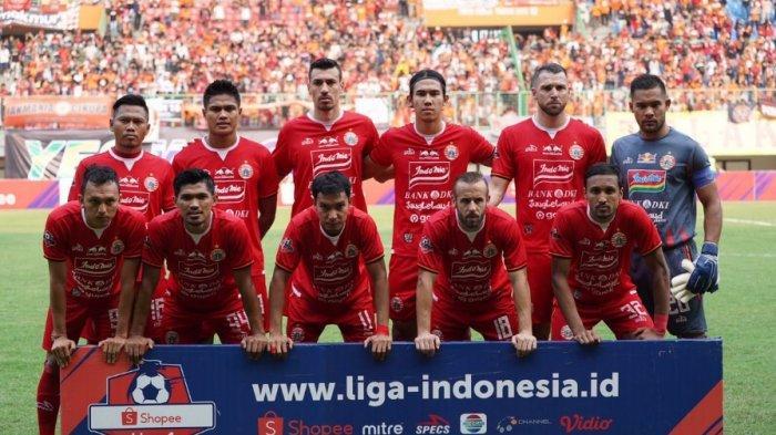 Babak Pertama Persija Jakarta Vs Persela Lamongan: Macan Kemayoran Tertinggal 2-3 dari Tamunya