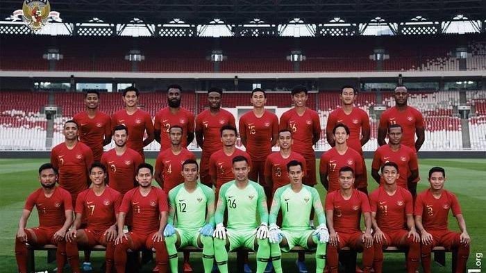 Dua Gol Beto Goncalves Bawa Timnas Indonesia Unggul Sementara Atas Malaysia