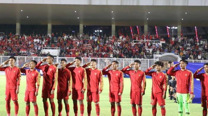 Hasil Imbang 1-1 Atas Korea Utara Bawa Timnas Indonesia U-19 Puncaki Grup K Kualifikasi AFC U19