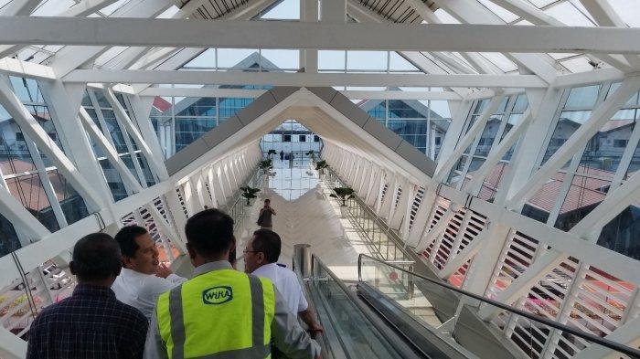 Skybridge Instagramable Resmi Beroperasi di Bandara Soekarno-Hatta