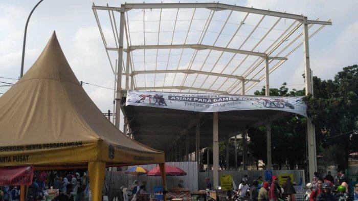 Jalan Jatibaru Dibuka, Dishub Evaluasi Rute Angkutan Umum di Tanah Abang