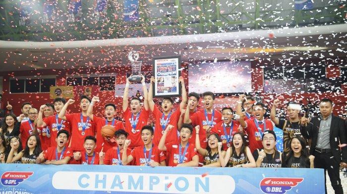 Animo DBL DKI Jakarta Saingi Kejuaraan Nasional