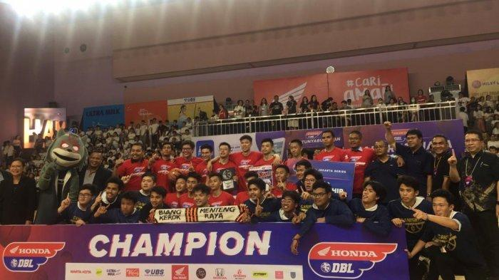 SMA Kolase Kanisius Jawara Honda DBL DKI Jakarta Series North Region 2019