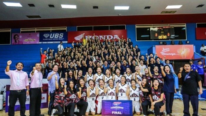 Final DBL DKI Jakarta Championship 2019: Kriza Siap Hentikan Kejayaan SMAN 28 Jakarta