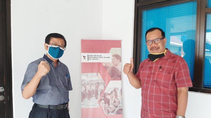 Imbas Pandemi, Psikotes dan Wawancara CPDB SMAN Unggulan MH Thamrin Digelar Online