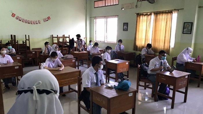 Pemkot Jakarta Selatan Pantau Kesehatan Guru dan Siswa Selama Belajar Tatap Muka