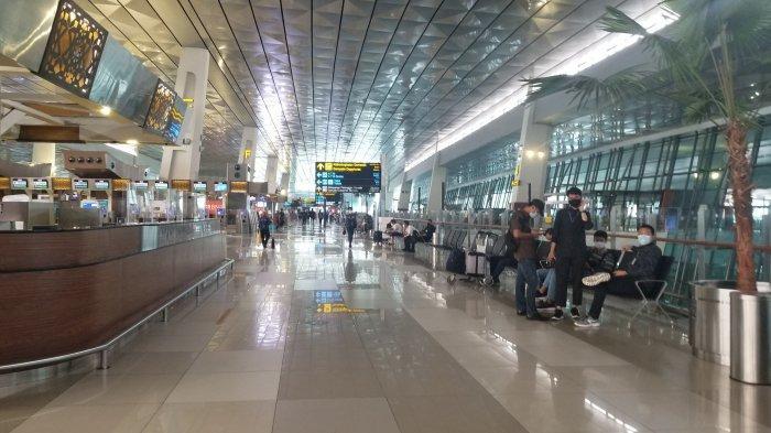 Dalam Dua Hari Tercatat Ada Ratusan WNA Mendarat di Bandara Soekarno-Hatta