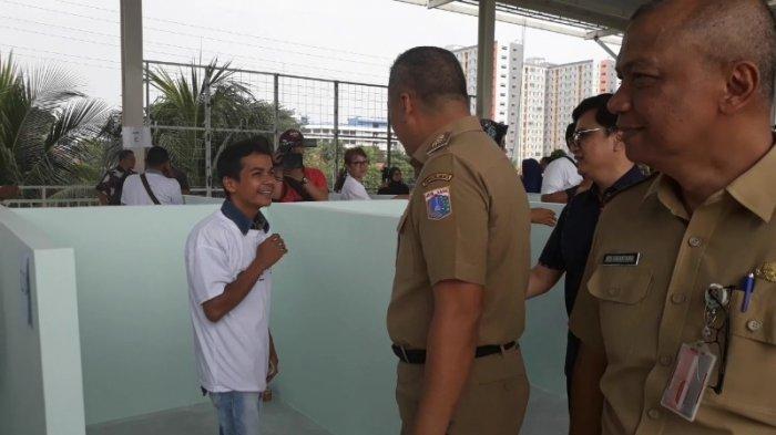 Respon PKL Positif Melihat Kondisi Lapaknya di JPM Tanah Abang