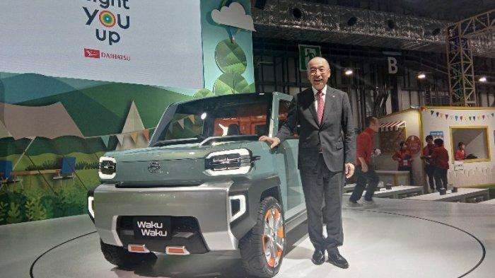 Daihatsu Pamer 4 Mobil Konsep di Tokyo Motor Show 2019, Ini Kejutannya