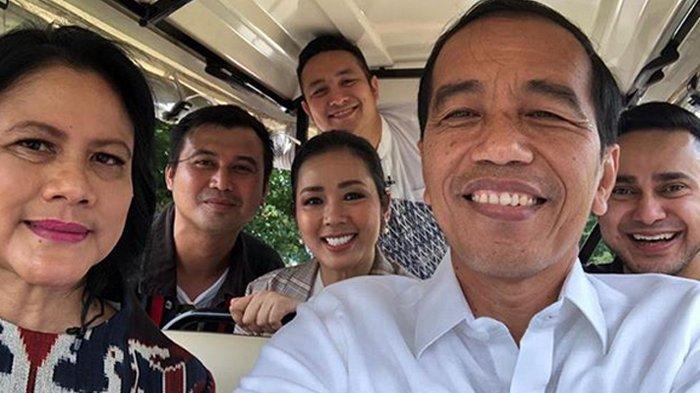 Soimah Ngakak Saat Jokowi Contohkan Panggil Iriana Bila Tinggal di Istana, Ibunda Kaesang Menoleh