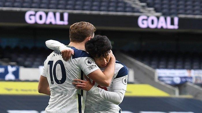 Hasil Tottenham Hotspur Vs Leeds United: Son Ukir Gol ke-100, Posisi Liverpool & Man United Terancam