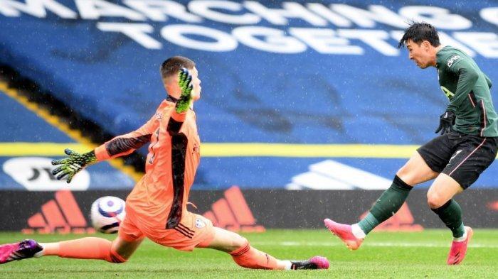 Hasil Liga Inggris: Tottenham Dibantai Leeds United 1-3, Kans ke Liga Champions Menipis