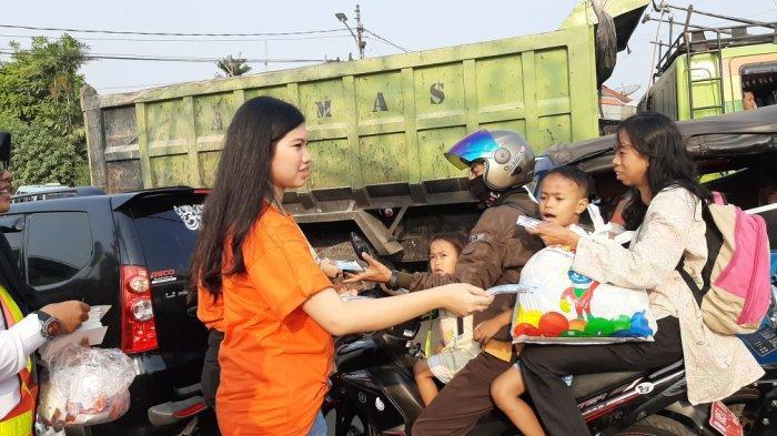Tingkatkan Keselamatan, Daop 1 Jakarta Sosialisasi di Perlintasan Sebidang Bukit Duri