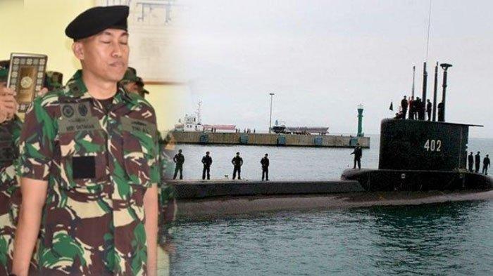 Sosok Letkol Laut Heri Oktavian Komandan KRI Nanggala Yang Hilang Kontak, Hobi Naik Sepeda Ontel
