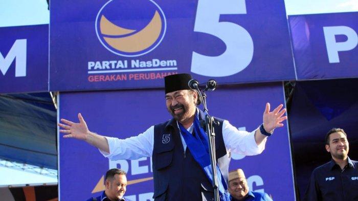 Nasdem Ancam Jadi Oposisi dari Pemerintahan Joko Widodo, Wibi: Pak Surya Paloh Tidak Bercanda