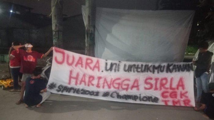 Keluarga Haringga Sirla Berharap Persija Jakarta Juara Liga 1 2018 Tanpa Keributan Suporter