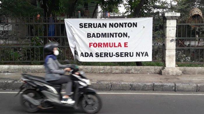 Interpelasi Gelaran Formula E Bisa Buka Pintu Hak Angket DPRD DKI Jakarta Terhadap Gubernur Anies