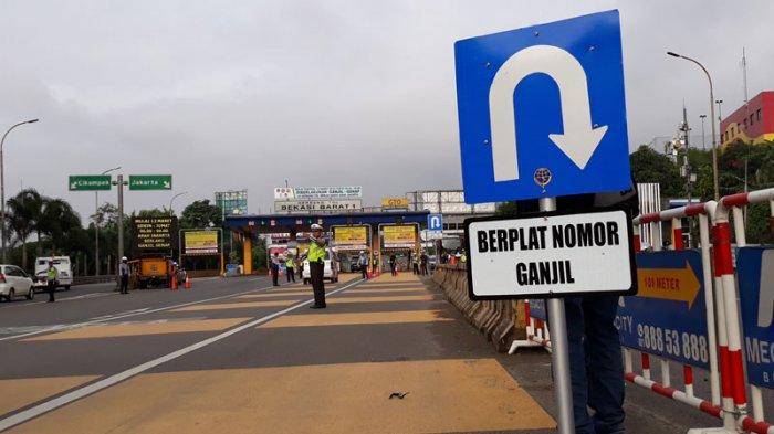 11 Check Point Sistem Ganjil Genap di Kota Bogor Mulai Besok, Simak Sanksi yang Diterapkan