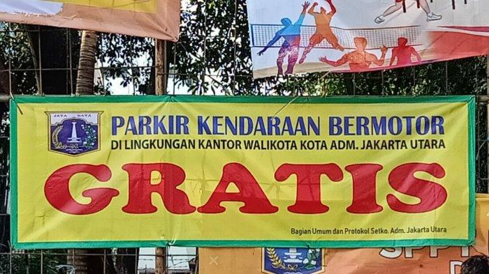 Parkir Kendaraan di Kantor Pemkot Jakut Gratis, Wakil Wali Kota Jakut Minta WargaAwasi Pungli