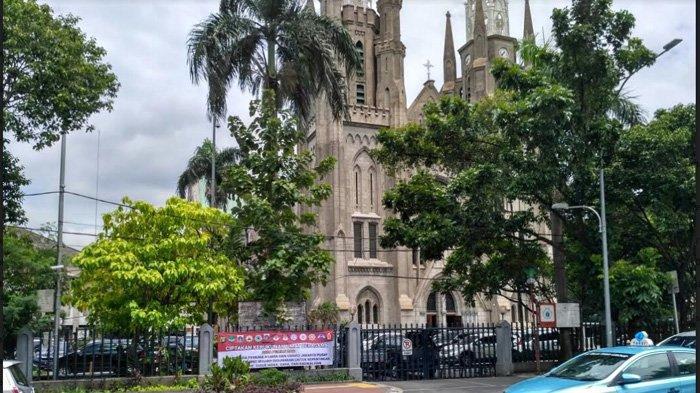 Menjelang Natal, Ini Ketentuan Beribadah di Gereja Katedral Saat Pandemi Covid-19