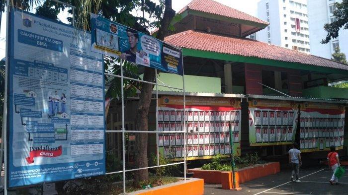 Buka Seleksi Jalur Non Zonasi Tahap 2, SMAN 78 Jakarta Sediakan Total 6 Kursi